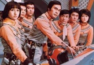 『ウルトラマンA』TACチーム