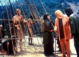 『猿の惑星』サルと人間