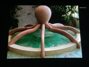 #46 松風園のタコさん風呂
