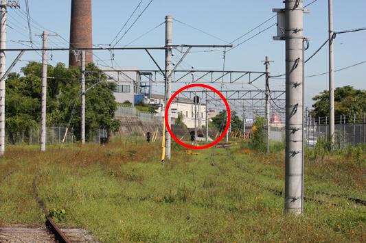 2009-8-8宮浦 車庫・海コン方向 (3)