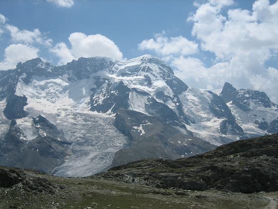 060712-1339リッフェルゼーから氷河