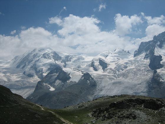 060712-1340リッフェルゼーから氷河