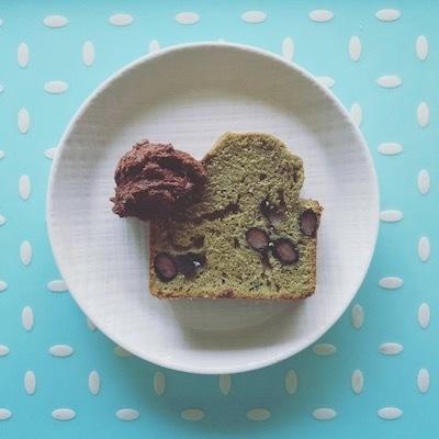 トップ2パウンドケーキ