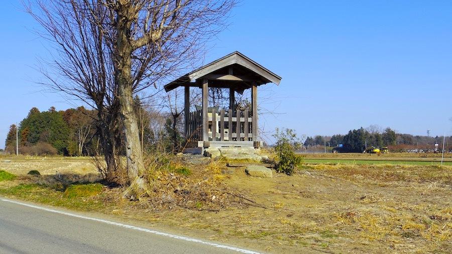 下蒲生1号墳(富士山小御嶽神社)1