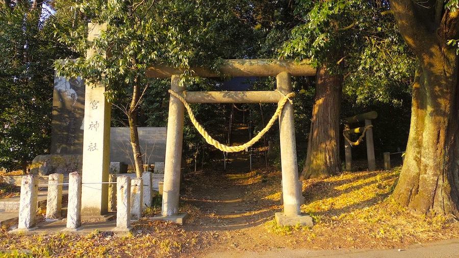 398 4181 幕田星宮神社古墳2