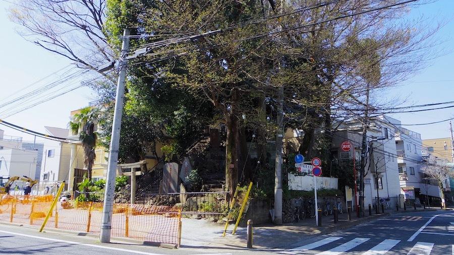 北区「富士塚古墳」4-1