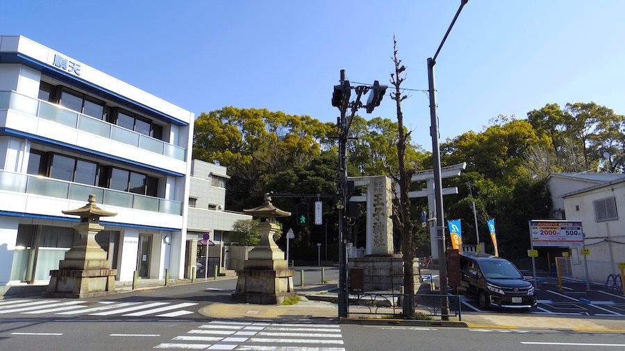 北区 王子神社1