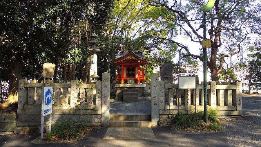 北区 王子神社5