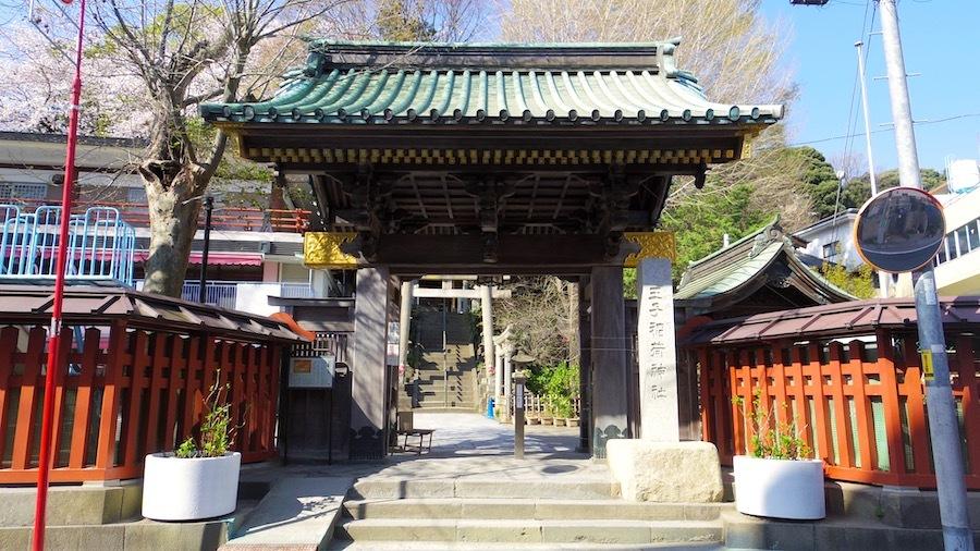 北区 王子稲荷神社1
