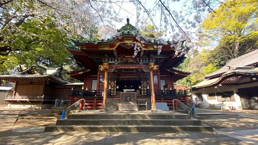 北区 王子稲荷神社2