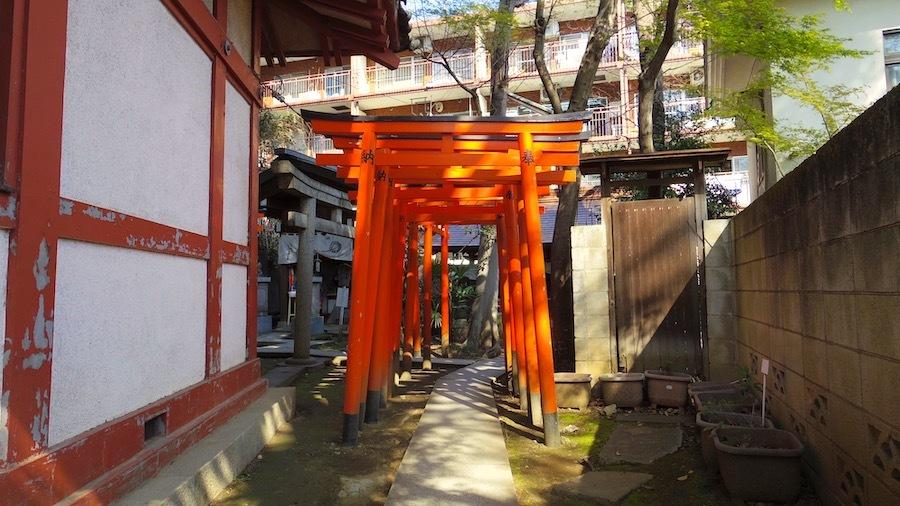 北区 王子稲荷神社5