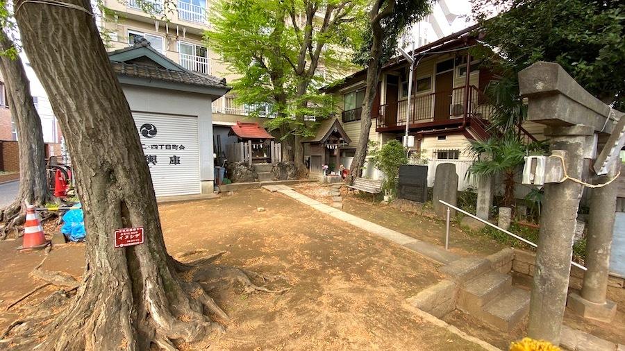 北区 山王塚(日枝神社)3