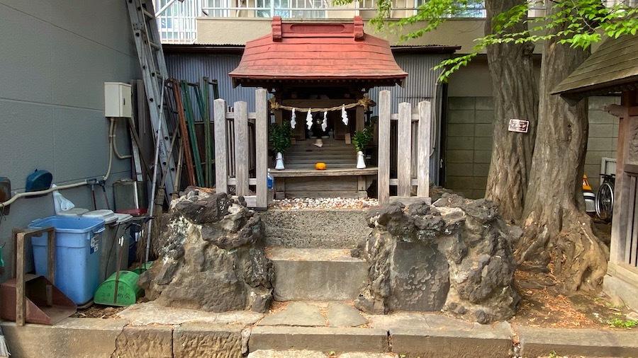北区 山王塚(日枝神社)4