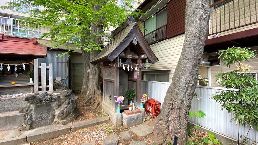 北区 山王塚(日枝神社)5