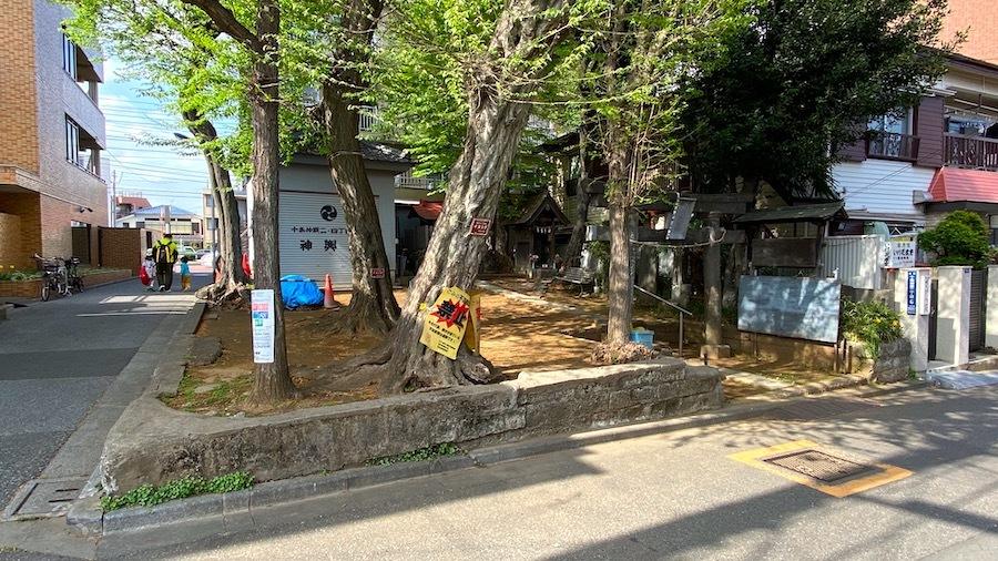 北区 山王塚(日枝神社)2