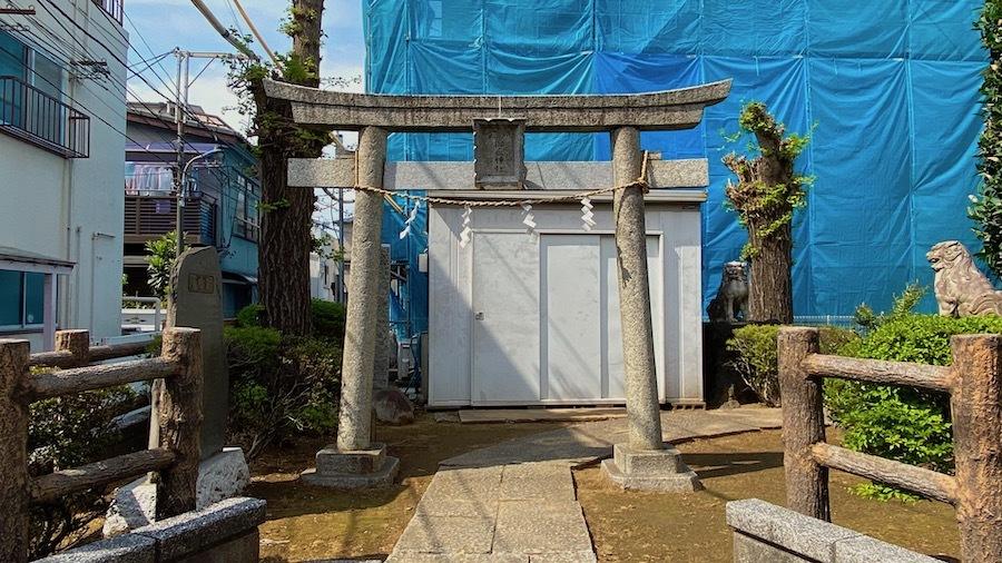 北区 御嶽神社2