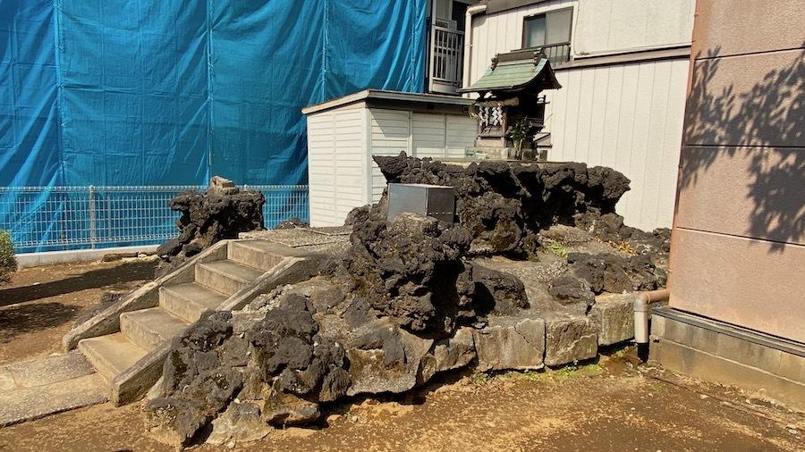北区 御嶽神社3