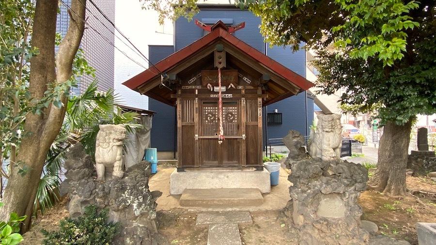 北区 八雲神社5