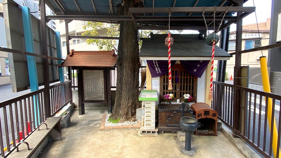 北区「観音塚(庚申塚)」2