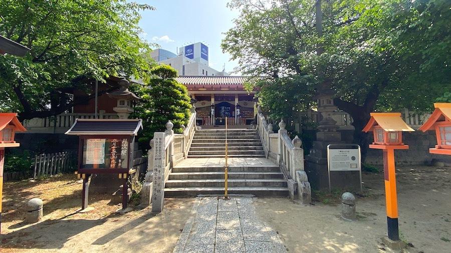 1586 前橋市第9号古墳(前橋八幡宮)2