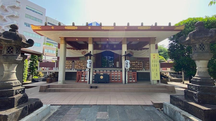 1586 前橋市第9号古墳(前橋八幡宮)4