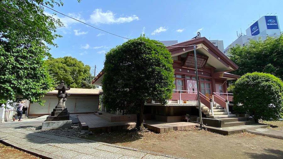 1586 前橋市第9号古墳(前橋八幡宮)5