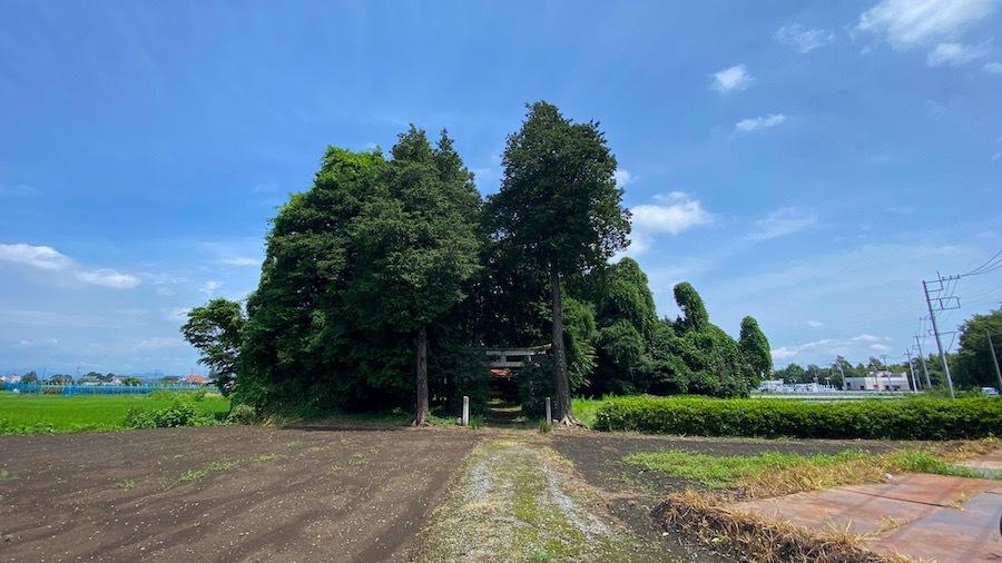 東谷神社1