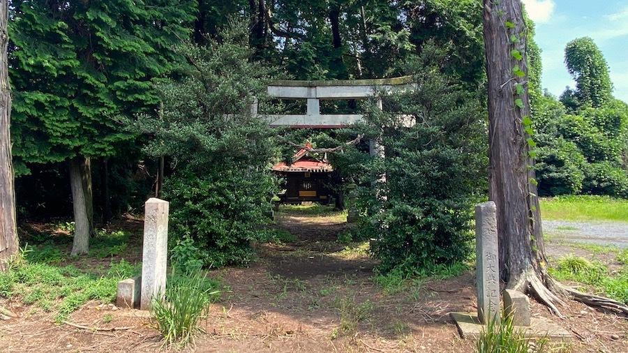 東谷神社2