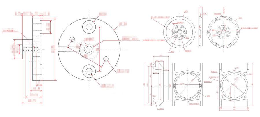 BELL430電動化設計図