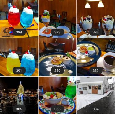 2020年草津温泉カフェ花栞(はなしおり)インスタグラム(Instagram)ベスト90-7