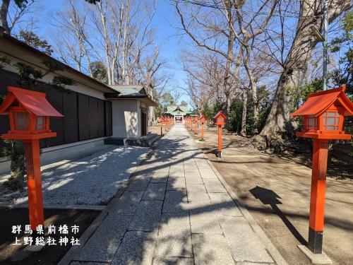 20210303群馬県前橋市、上野総社神社2