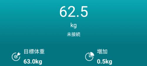 20210406草津温泉カフェ花栞(はなしおり)体重