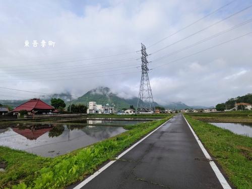 20210519群馬県東吾妻町、田園風景