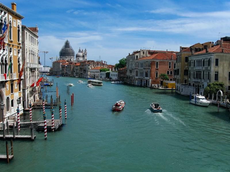ベネツィア・船