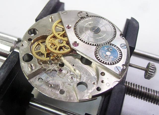16-時計の輪列