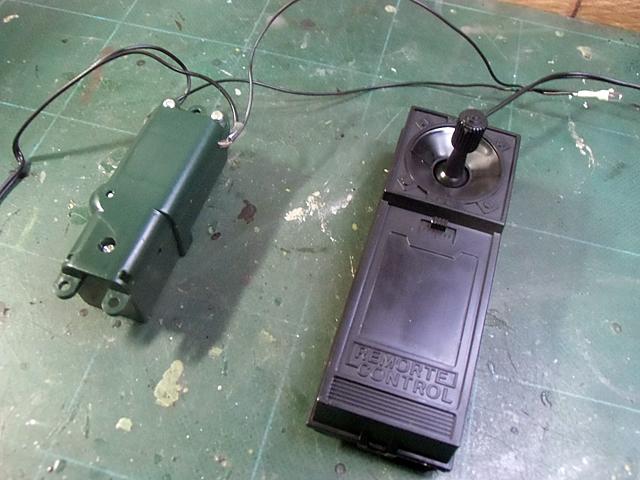 電気系統は割愛します