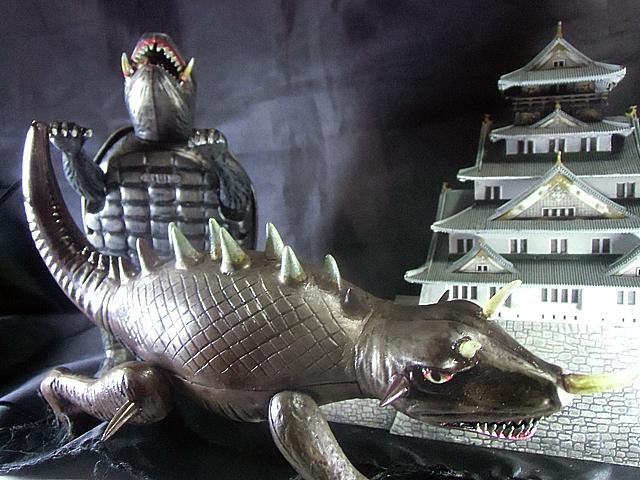 大阪城の決闘