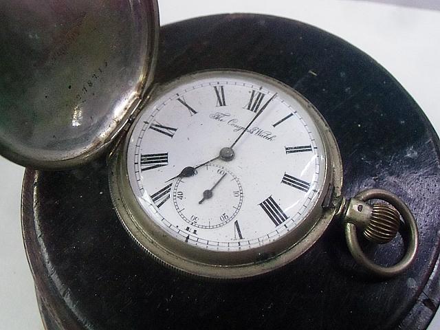 1-古い懐中時計