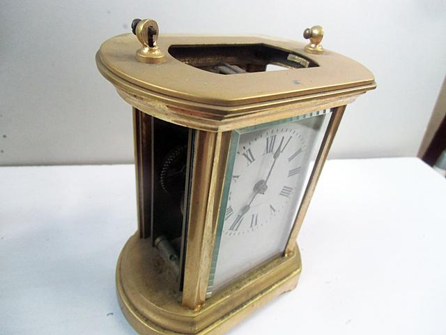 3-壊れた置時計