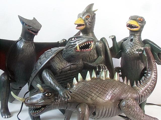 アリイ怪獣全員集合