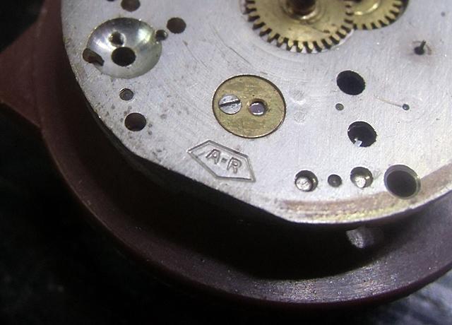 9-ARの刻印