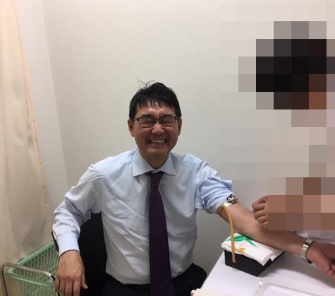 河井克行 注射 コロナワクチン