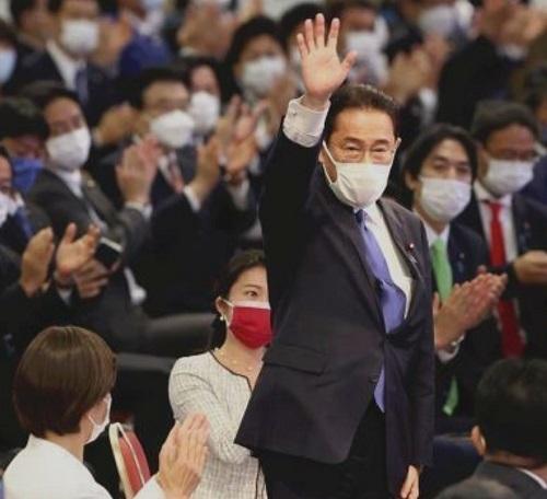 岸田文雄自民党総裁