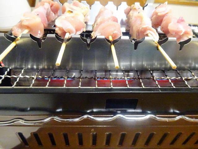 おうちde焼き鳥 (3)