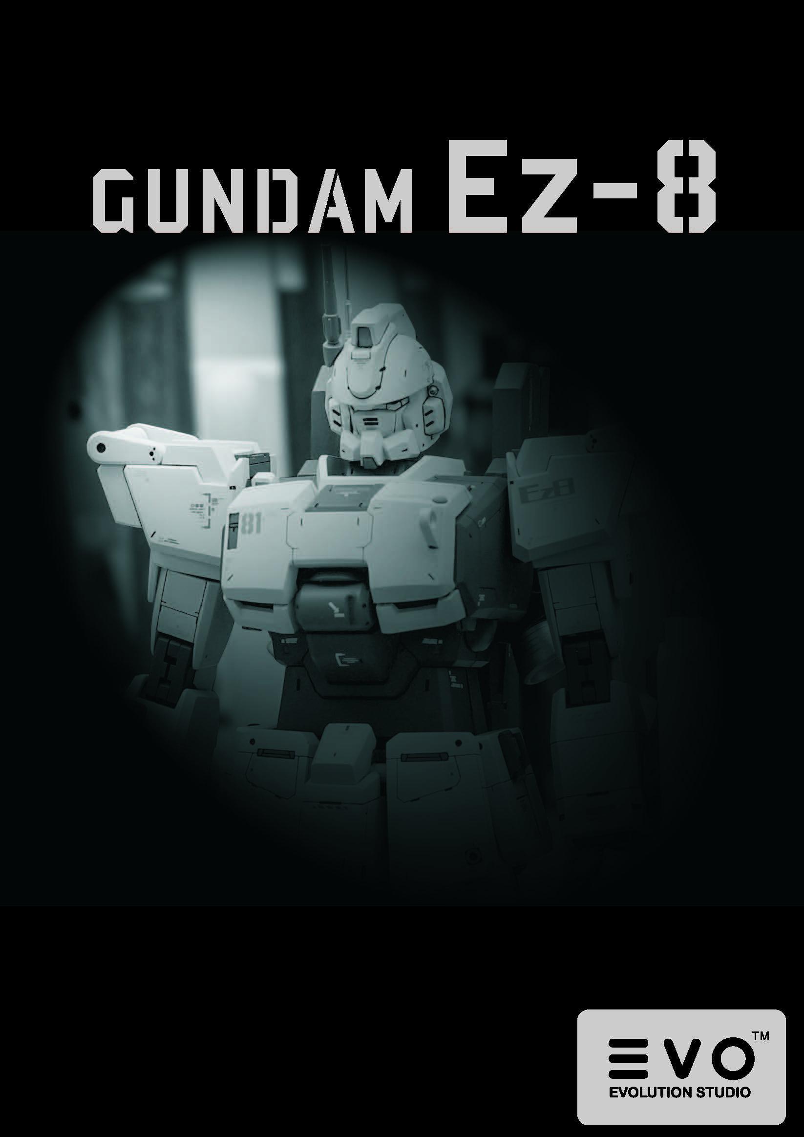 MG RX-79[G]Ez-8 ガンダムEz8 ガレージキット 取扱説明書_ページ_01