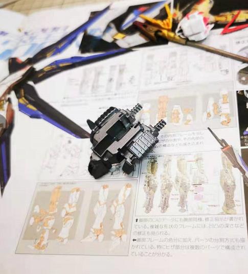 M149 RG サザビー専用 G26 メタルパーツ