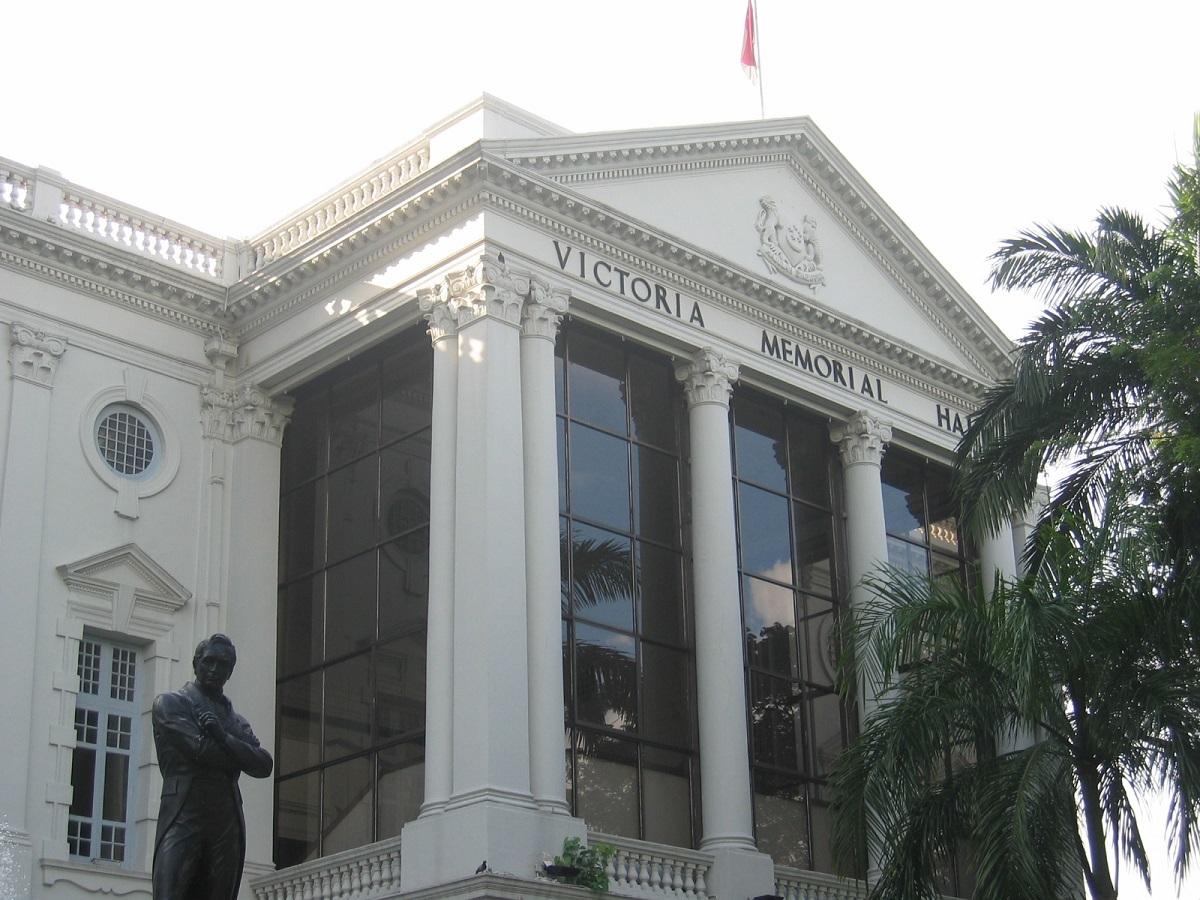 VICTORIA MEMORIAL HALL2007040310