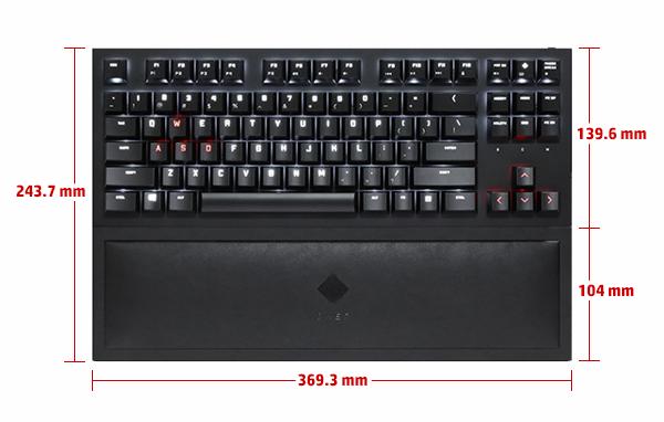 SPACER TKLゲーミングキーボード_US配列_0G1A9505-21_色補正_サイズ_b