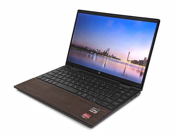 HP ENVY x360 13-ay Wood Edition_PCモード_20210520_124146456