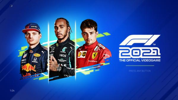 F1 2021 について
